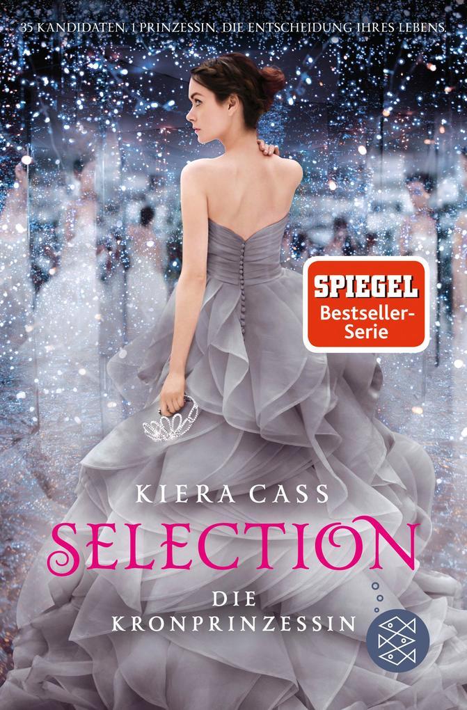 Selection 04 - Die Kronprinzessin als Taschenbuch