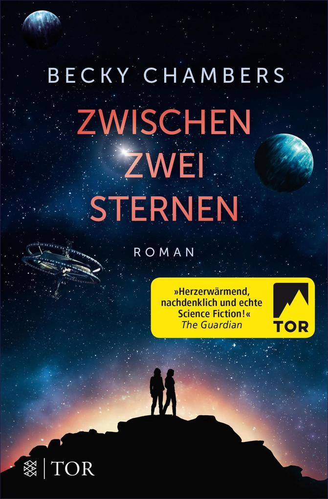 Zwischen zwei Sternen als eBook