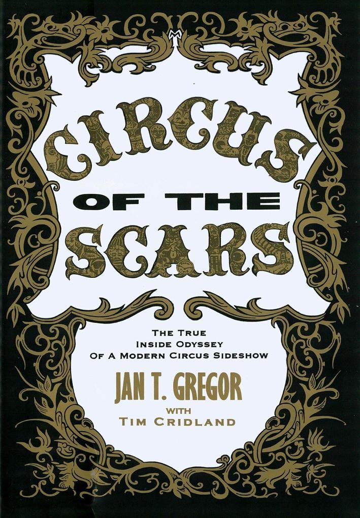 Circus of the Scars als eBook Download von Gregor