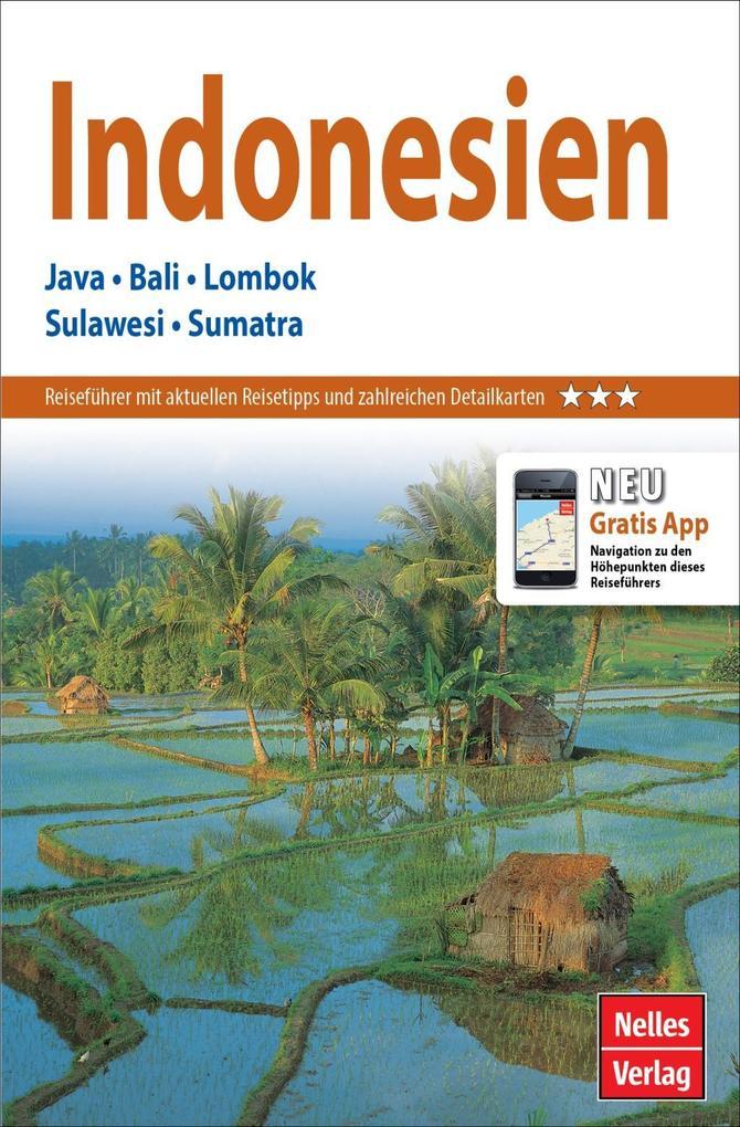 Nelles Guide Indonesien als Buch von