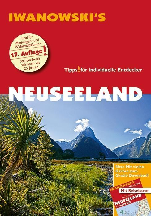 Neuseeland - Reiseführer von Iwanowski als Buch