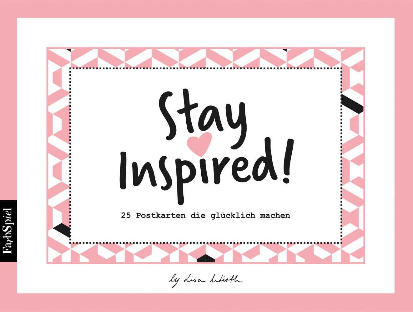 postkarten spr che postkarten set mit 25 hochwertigen versch liebevollen motiven und. Black Bedroom Furniture Sets. Home Design Ideas