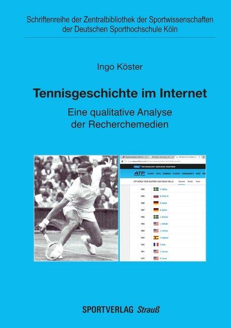 Tennisgeschichte im Internet als Buch von Ingo ...