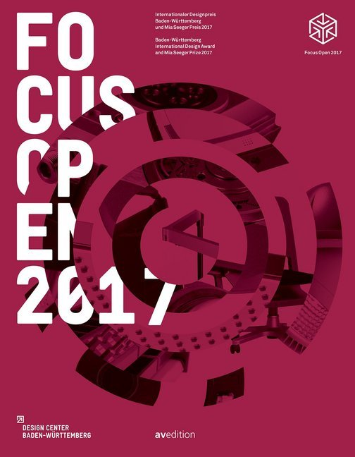 Focus Open 2017 als Buch von Design Center Bade...