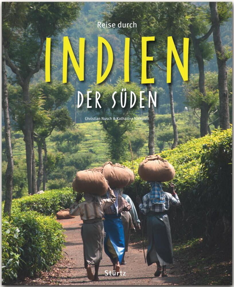 Reise durch Indien - Der Süden als Buch von Kat...