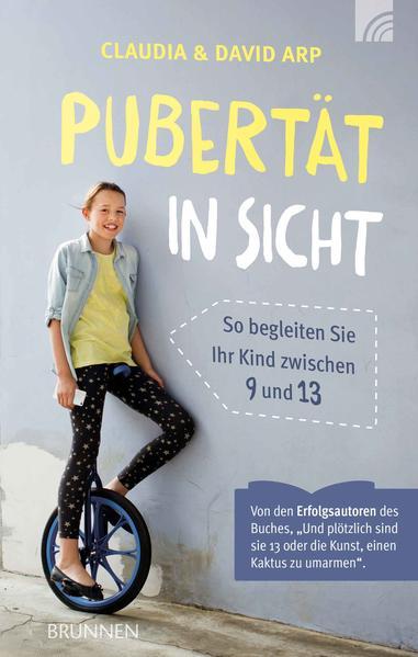 Pubertät in Sicht als Buch