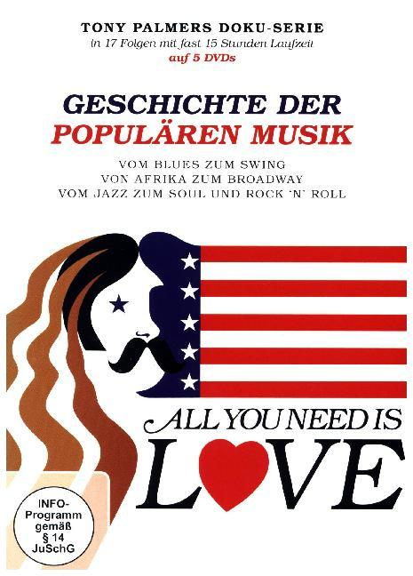 All you need is love - Tony Palmer: Geschichte ...