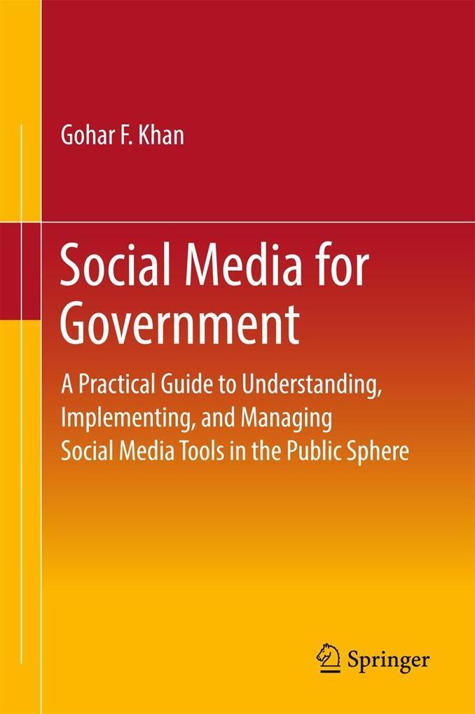 Social Media for Government als eBook Download ...