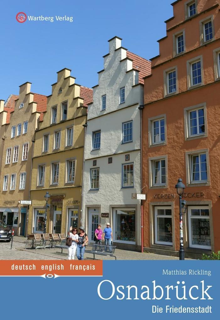 Osnabrück - Die Friedensstadt als Buch von Matt...