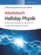 Arbeitsbuch Halliday Physik