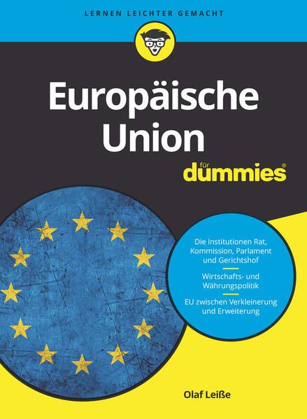 Die Europäische Union für Dummies als Buch