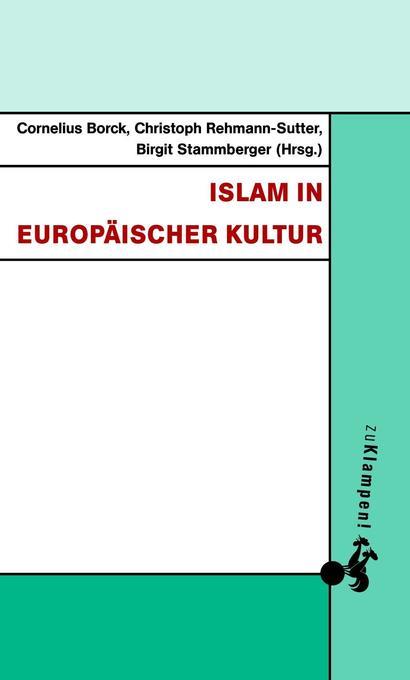 Islam in europäischer Kultur als Buch