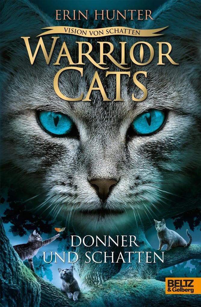 Warriors Cats Staffel 6/02. Vision von Schatten. Donner und Schatten als Buch