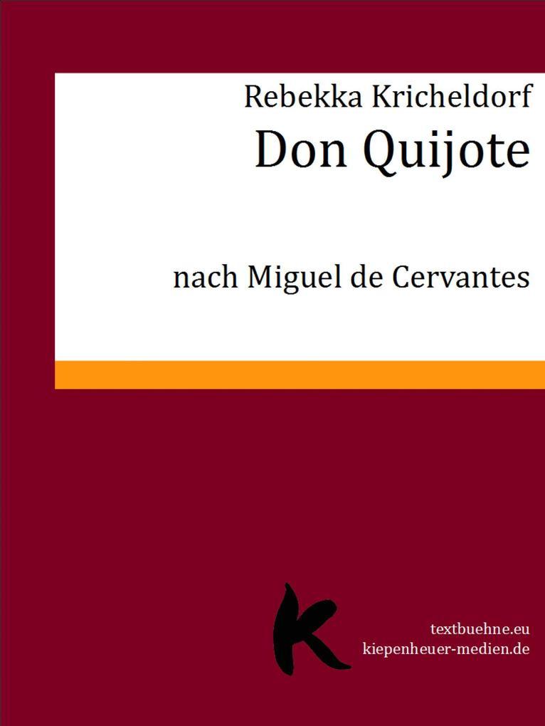 Don Quijote als eBook