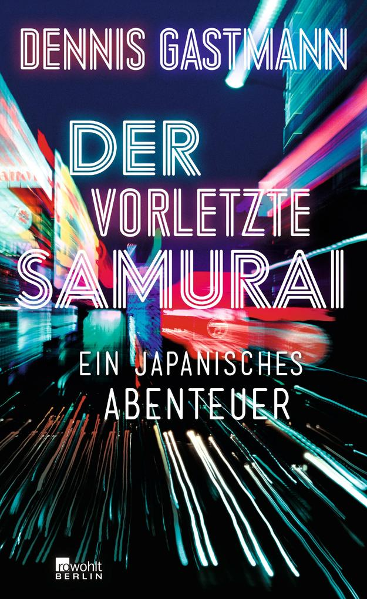 Der vorletzte Samurai als Buch