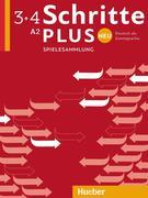 Schritte plus Neu 3+4. Deutsch als Zweitsprache. Spielesammlung