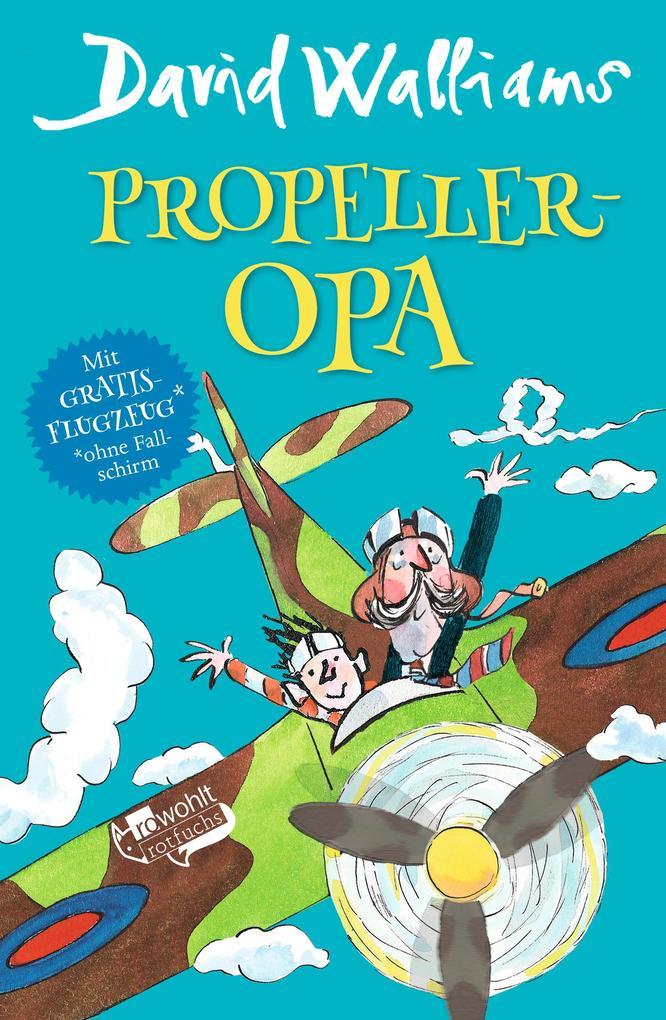 Propeller-Opa als Buch
