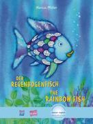 Der Regenbogenfisch. Kinderbuch Deutsch-Englisch