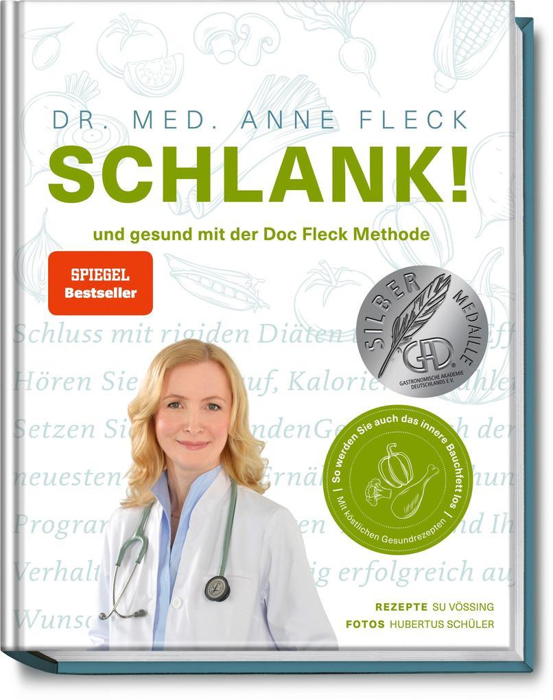 Schlank! und gesund mit der Doc Fleck Methode als Buch