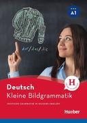 Kleine Bildgrammatik Deutsch. Deutsche Grammatik in Bildern erklärt. Buch