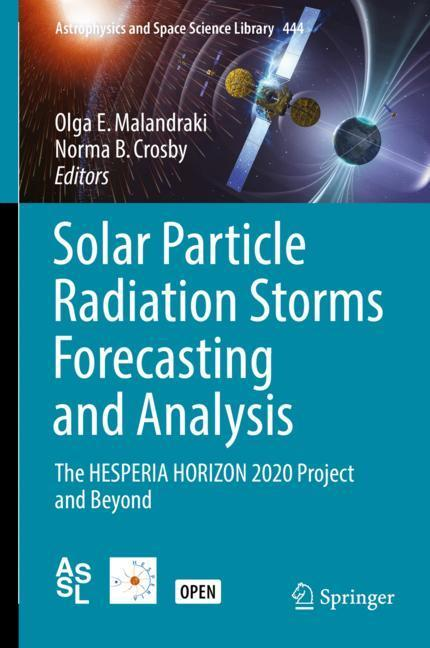 Solar Particle Radiation Storms Forecasting and...