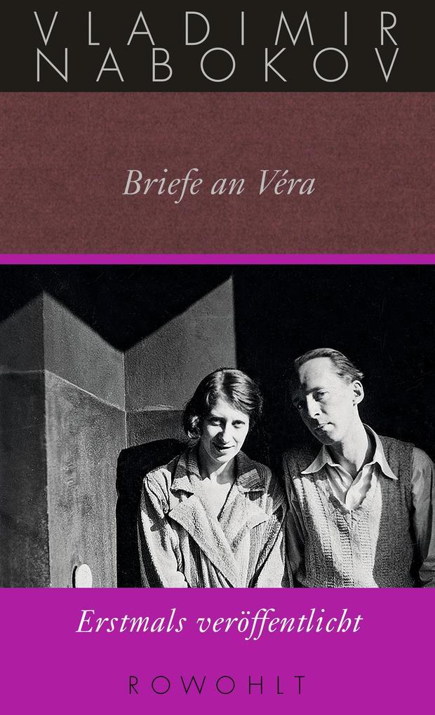 Briefe an Véra als Buch