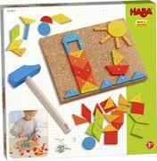 HABA - Nagelspiel Kunterbunt