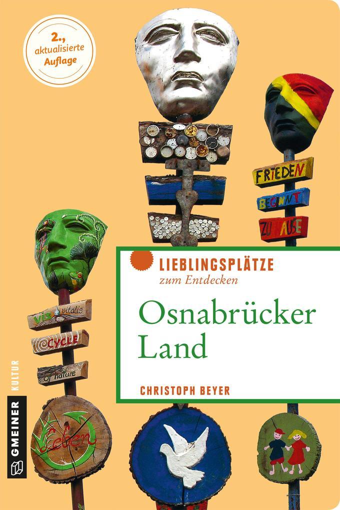 Osnabrücker Land als Taschenbuch von Christoph ...