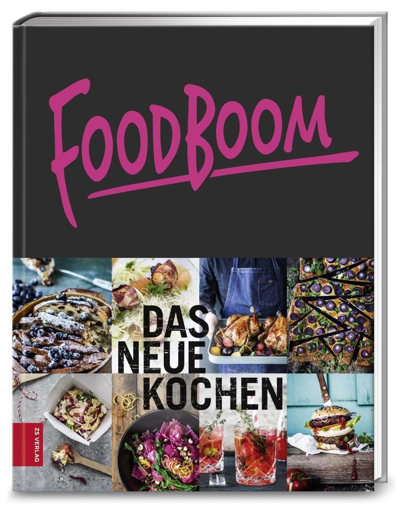 Foodboom als Buch von