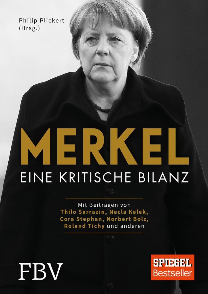 Merkel als Buch