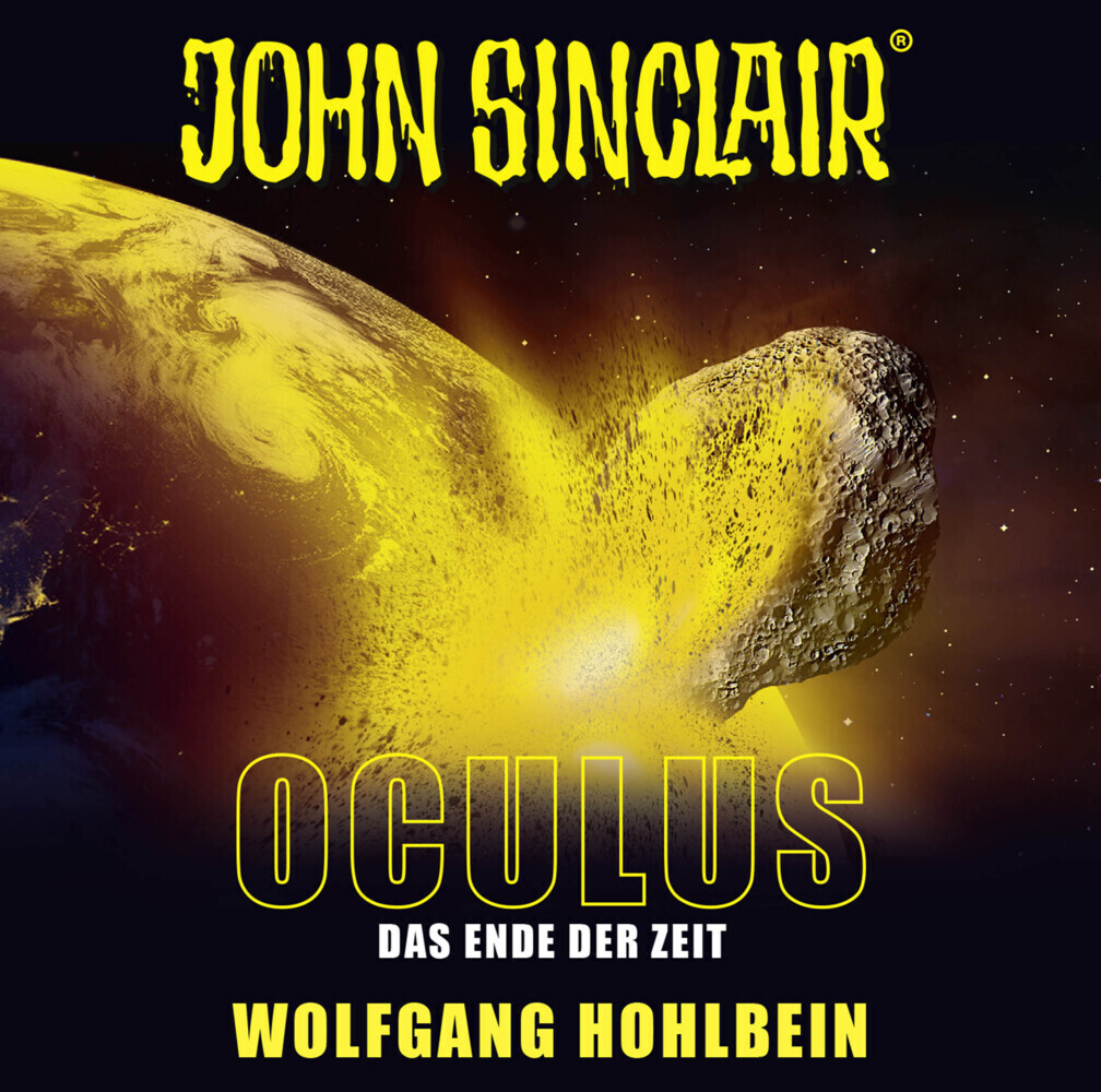 John Sinclair - Oculus als Hörbuch