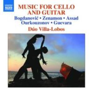 Musik für Cello und Gitarre