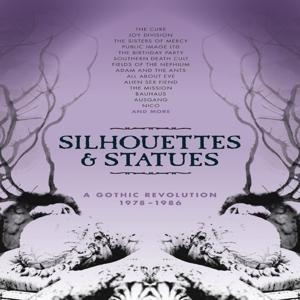 Silhouettes & Statues-A Gothic Revolution 1978-86 als CD