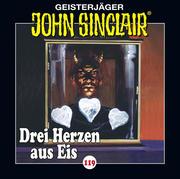 John Sinclair - Folge 119. Drei Herzen aus Eis
