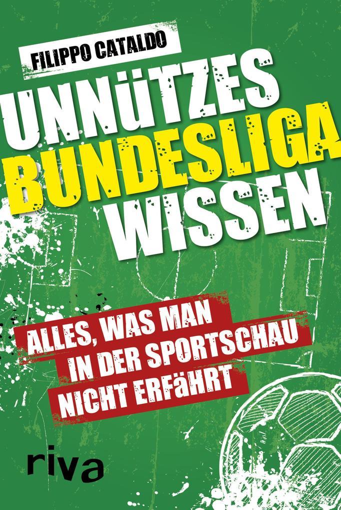 Unnützes Bundesligawissen als Buch