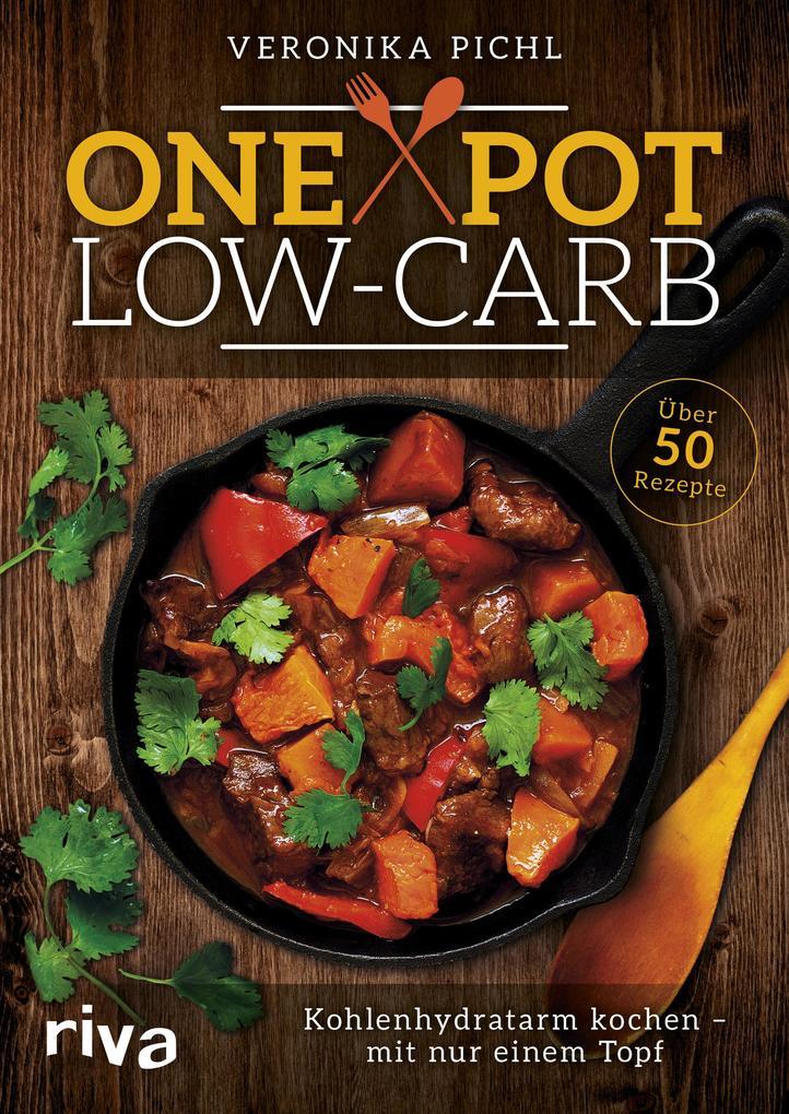 One Pot Low-Carb als Buch