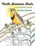 North American Birds: A Coloring Book