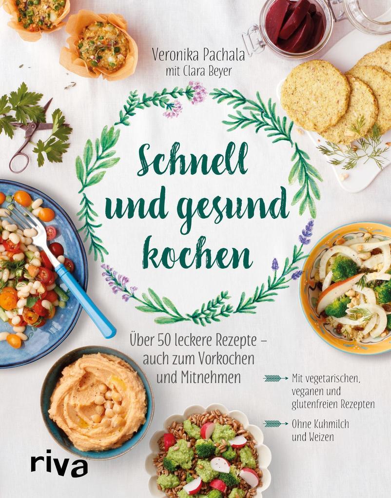 Schnell und gesund kochen als Buch