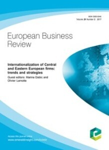 Internationalization of Central and Eastern Eur...