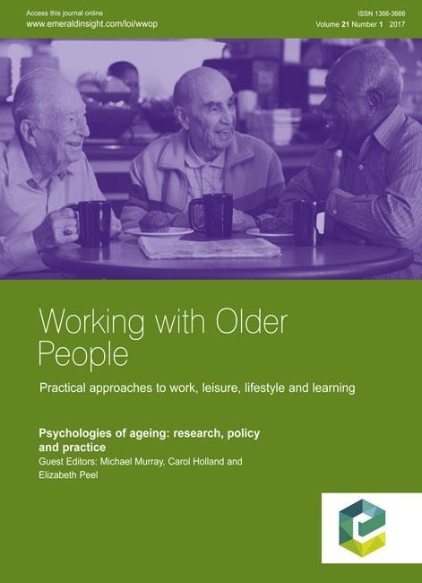 Psychologies of Ageing als eBook Download von