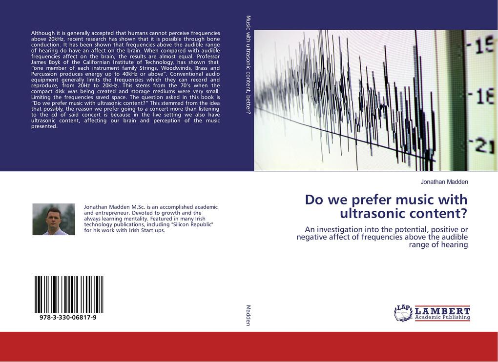 Do we prefer music with ultrasonic content? als...