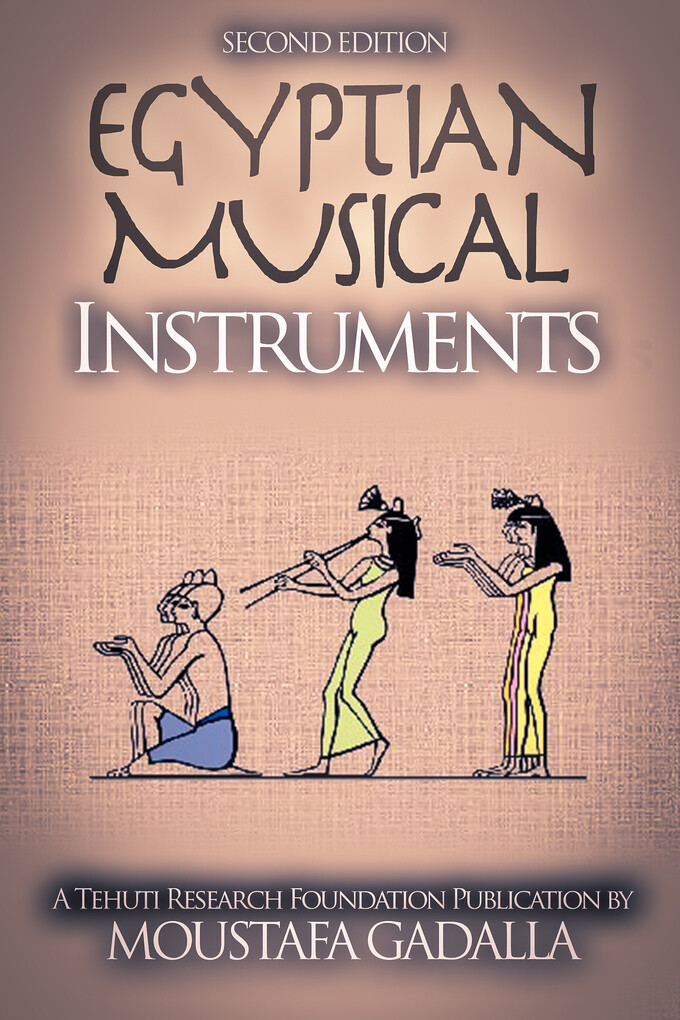 Egyptian Musical Instruments als eBook Download...