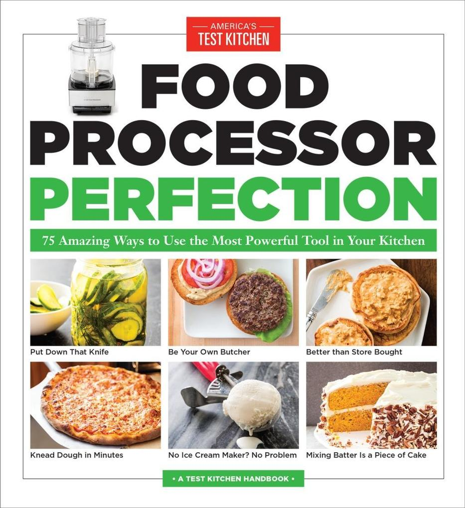 Food Processor Perfection als eBook Download von