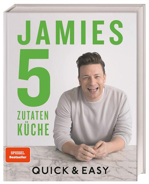 Jamies 5-Zutaten-Küche als Buch