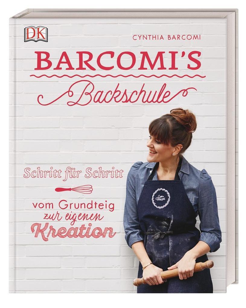Barcomi's Backschule als Buch