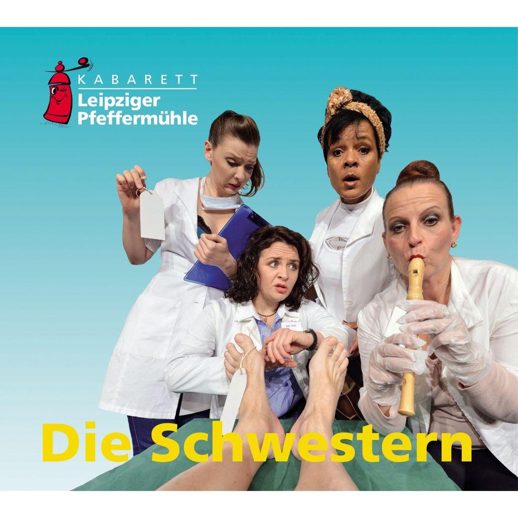 Die Schwestern als Hörbuch Download von Leipzig...