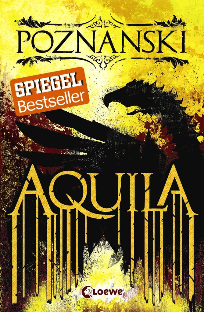 Aquila als Buch