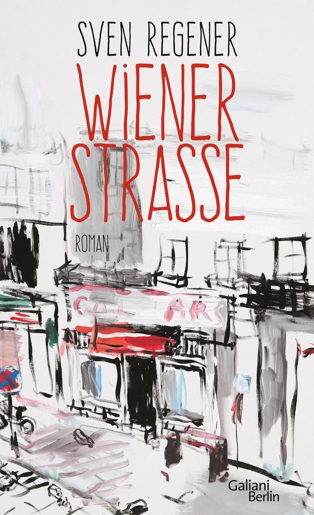 Wiener Straße als Buch