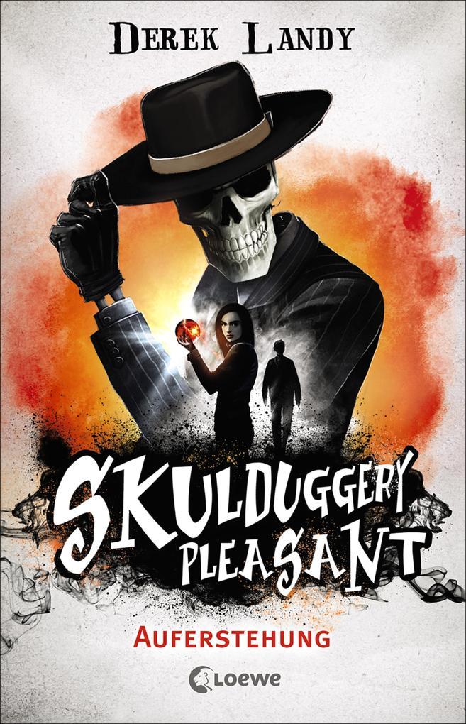 Skulduggery Pleasant 10. Auferstehung als Buch