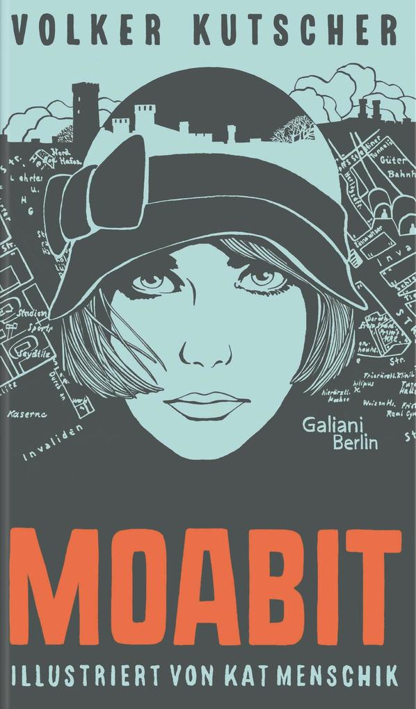 Moabit als Buch